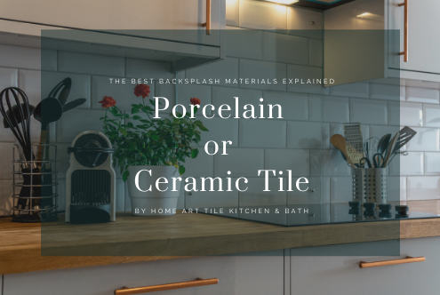 Porcelain or Ceramic Tile