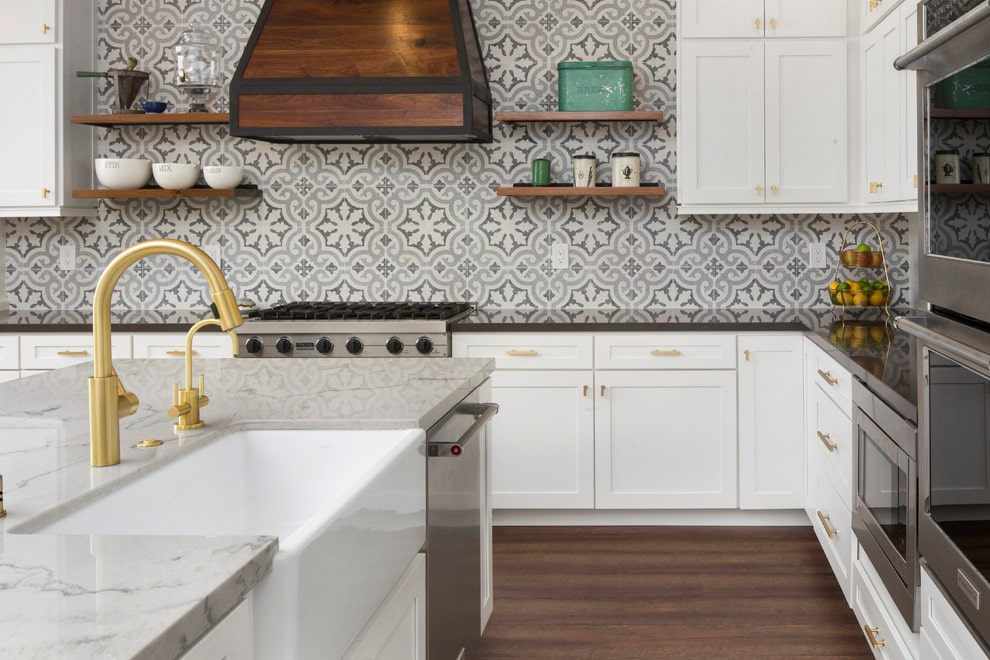 Top Kitchen Trends 2020 That Will Transform Your Kitchen | Home Art Tile Kitchen and Bath
