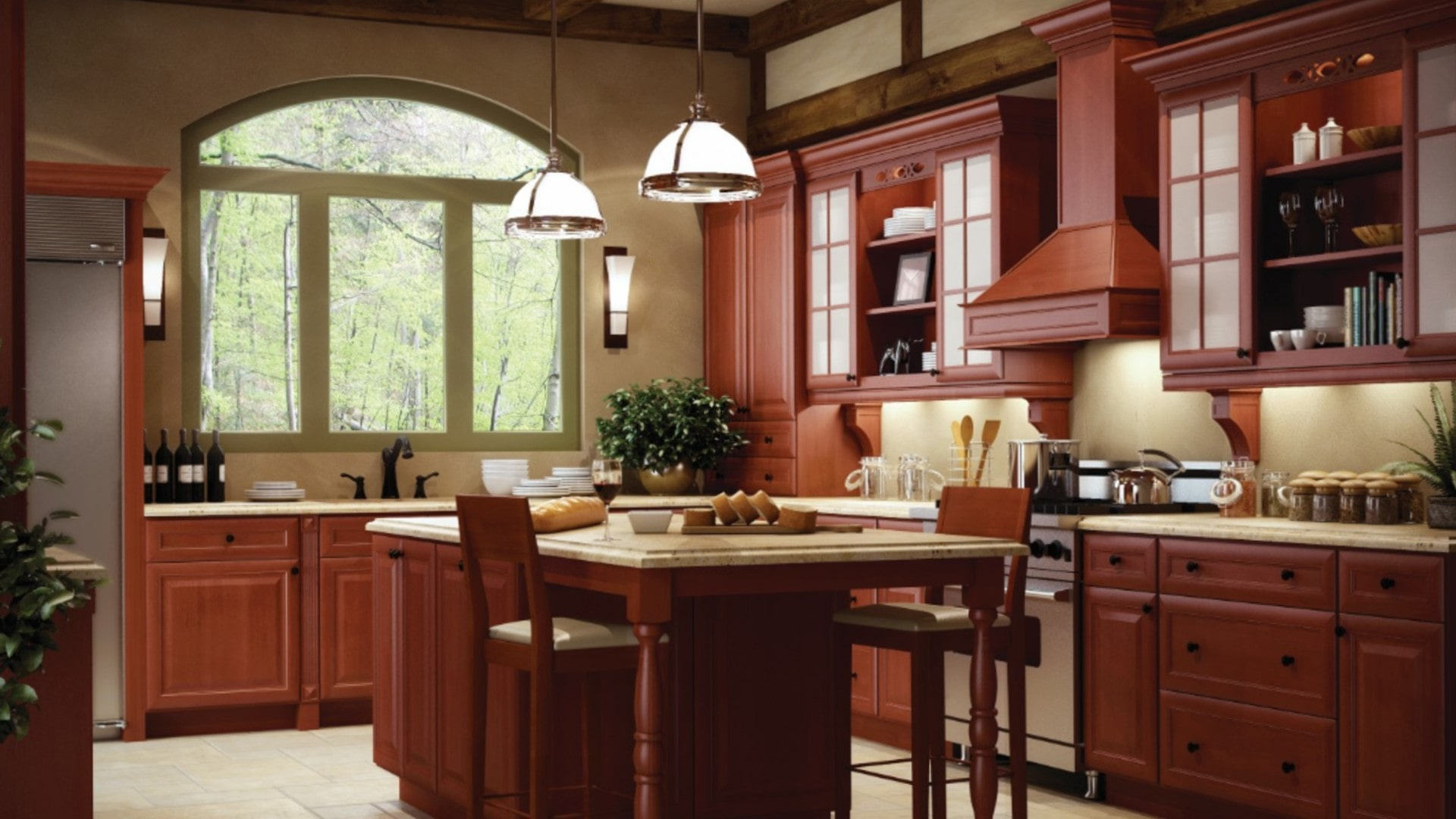 Traditional Kitchen Cabinets  Photos & Tips for 2020