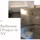 Modern Bathroom Remodel Project in New York, NY