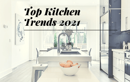 Top Kitchen Trends 2021