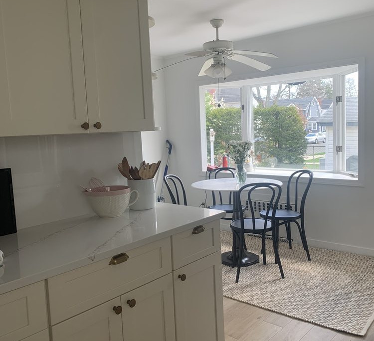 Kitchen Remodel Project Reveal in Floral Park, NY | Home Art Tile Kitchen and Bath